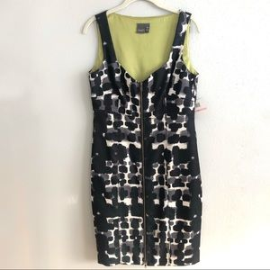 Muse Zipper Dress NWT